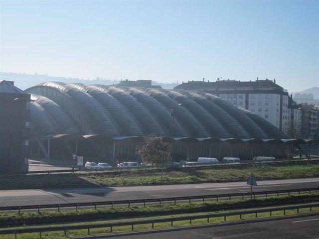 Archivo - Palacio De Los Deportes De Oviedo