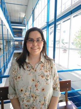 La investigadora postdoctoral, María de la Paz Tirado