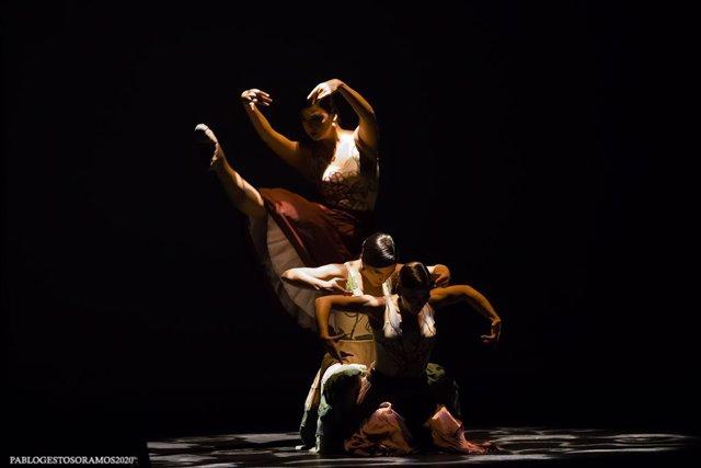 Archivo - Espectáculo de danza incluido en la oferta de Escenario Patrimonio