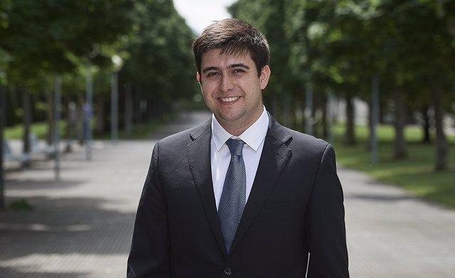 Archivo - Pablo Bretos Azcona, autor de la tesis