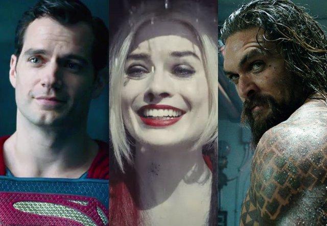 El Escuadrón suicida conecta con La Liga de la Justicia y Aquaman
