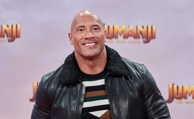 Archivo - 04 December 2019, Berlin: US actor Dwayne Johnson attends the German premiere for the film Jumanji: The Next Level. Photo: Annette Riedl/dpa