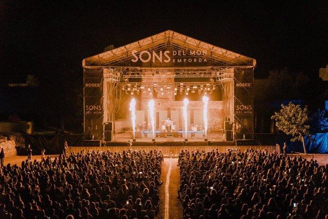 El festival Sons del Món