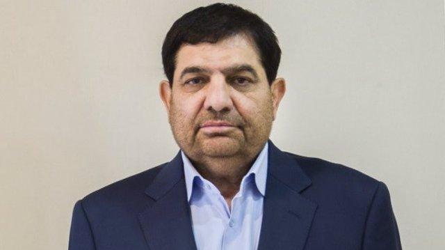 Mohamad Mojber, nuevo vicepresidente primero de Irán