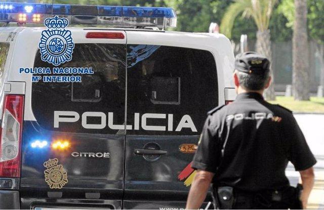Archivo - Policía Nacional en una imagen de archivo