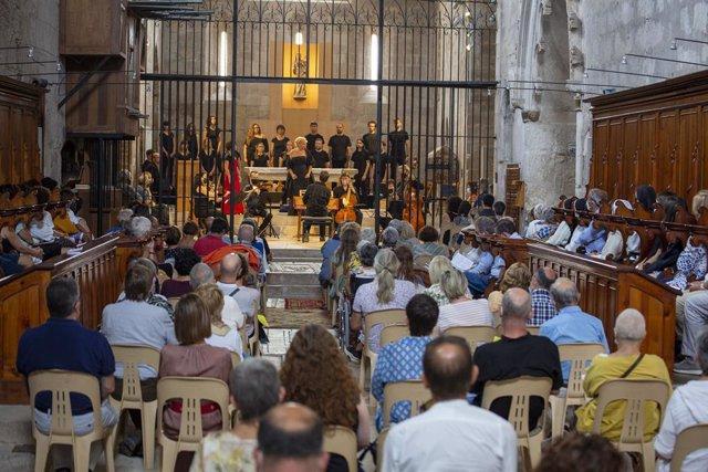 Sisena edició de 'La Pedra Parla' a Vallbona de les Monges