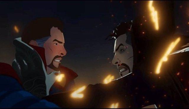 ¿Ha Revelado El Tráiler De ¿Qué Pasaría Si...? Al Villano De Doctor Strange In The Multiverse Of Madness?