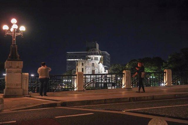 Parque en memoria de los ataques nucleares sobre Japón durante la Segunda Guerra Mundial