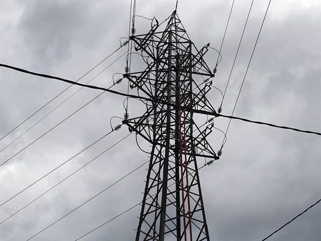 Archivo - Arxiu - Planta d'electricitat. Luz.