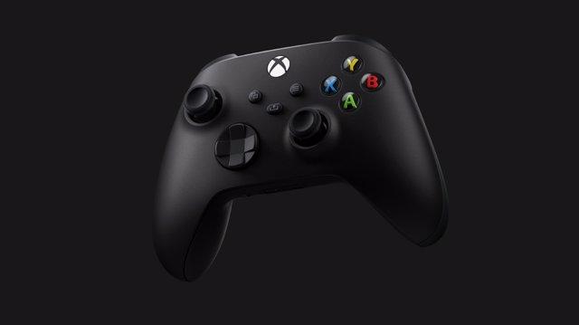Archivo - Mando de la consola Xbox Series X.