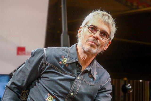 Archivo - Ariel Rot (cantante y guitarrista de 'Los Rodríguez') .