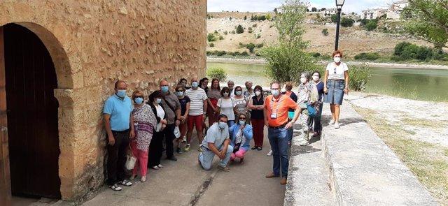 Visita 'Viajero, yo te enseñaré Segovia'.