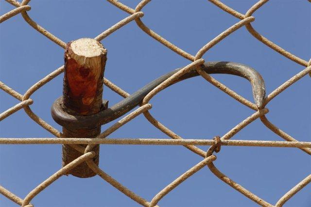 Archivo - La valla de Melilla, en una imagen de archivo
