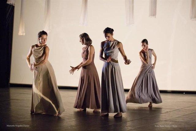 Manuela Nogales, pionera de la danza contemporánea en Andalucía, cierra el festival Anfitrión de Fuengirola