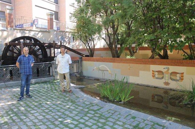 Finalización de las obras en el Jardín Botánico.