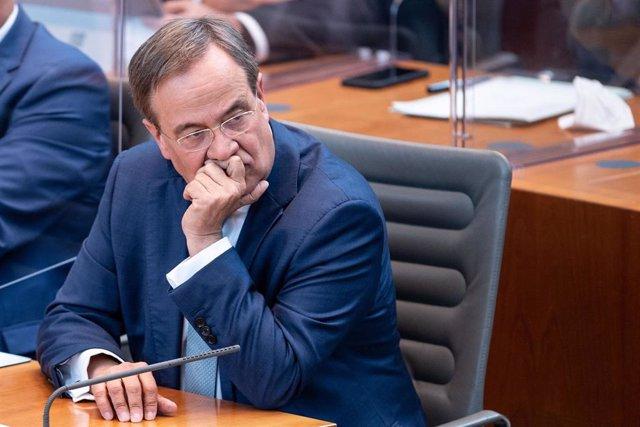 Armin Laschet, presidente de Renania del Norte-Westfalia