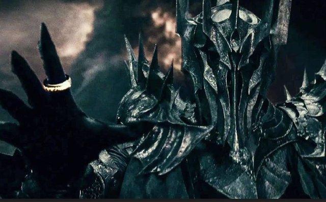 Sauron en 'El Señor de los Anillos' de Peter Jackson.