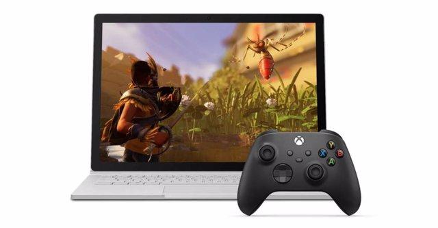 Xbox Cloud Gaming (Beta) en Windows 10