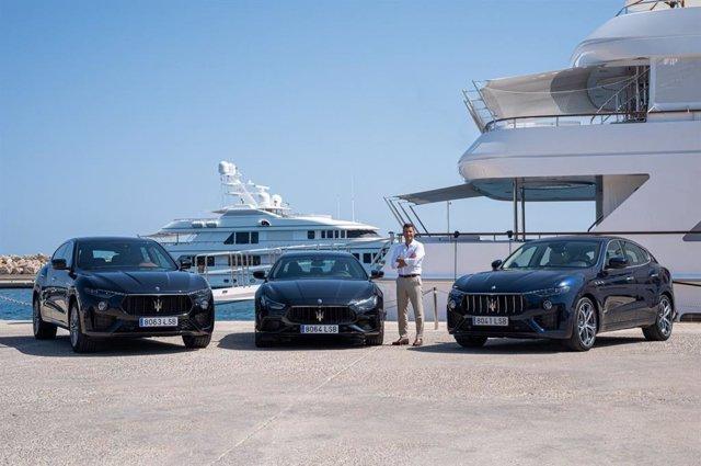 Flota top premium OK Mobility - Othman Ktiri