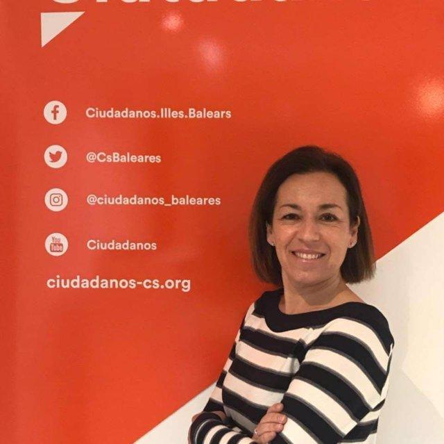 La regidora de Ciudadanos en Palma Joana Capó
