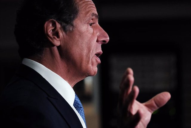 Andre Cuomo, gobernador de Nueva York