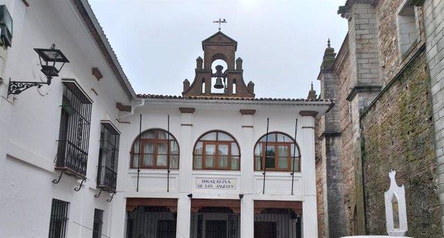 Archivo - Residencia Hogar Reina de Los Ángeles de Aracena (Huelva).