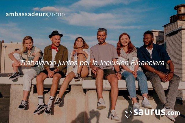 Saurus.Com se asocia con Ambassadeurs Group