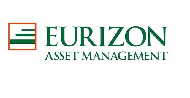 Archivo - Logo de Eurizon Asset Management, la gestora de activos del Grupo Intesa Sanpaolo.
