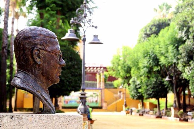 """El ayuntamiento ha mostrado su apoyo a la Fundación Blas Infante por """"mantener vivo su recuerdo y su reivindicación""""."""