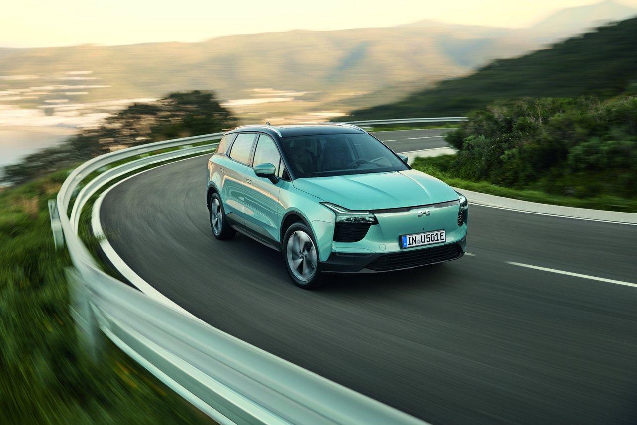 El fabricante chino de vehículos eléctricos Aiways estudia su salida a Bolsa en Estados Unidos