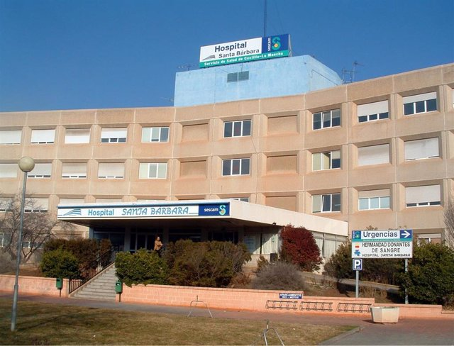 Archivo - Hospital de Puertollano
