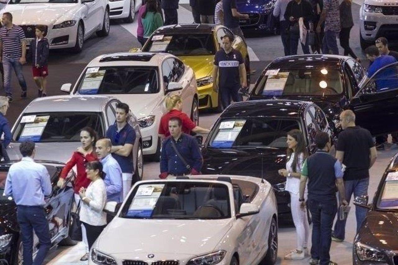 El precio medio de los vehículos de ocasión sube un 1,9% en julio, hasta 10.669 euros