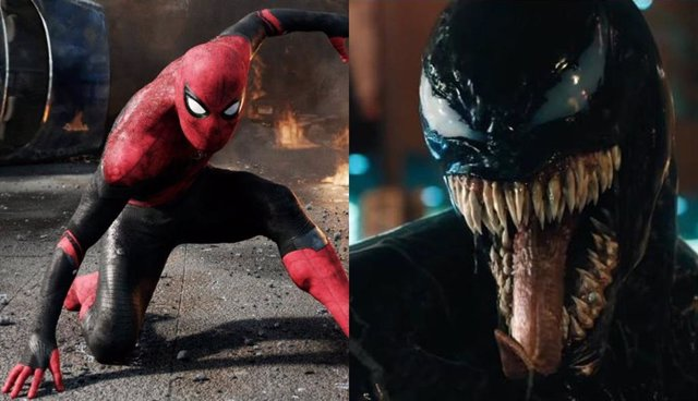 Archivo - Spider-Man y Venom... ¿Juntos en la película protagonizada por Tom Hardy?