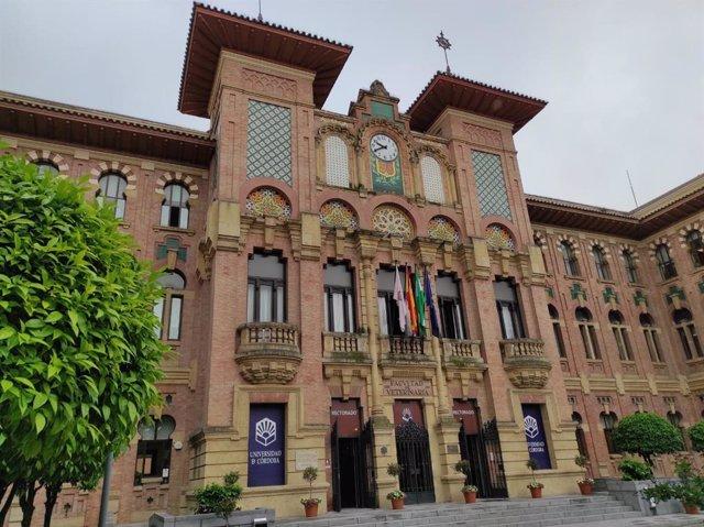 Archivo - Rectorado de la Universidad de Córdoba.