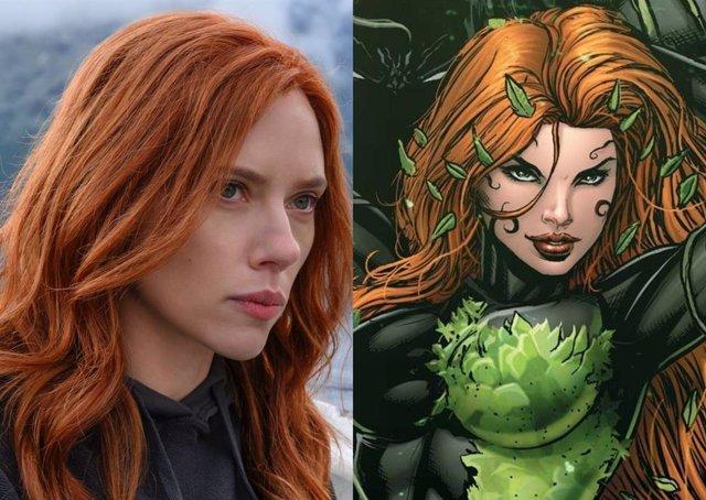 Scarlett Johansson podría convertirse en la próxima Hiedra Venenosa