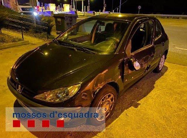 Dos conductores detenidos en Alt Empordà por circular ebrios por la AP-7
