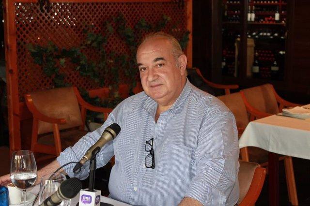 El diputado nacional de Vox por Cantabria, Emilio del Valle.