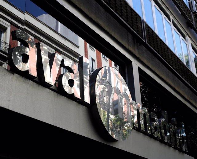 Archivo - Sede de la empresa Avalmadrid situada en la madrileña calle de Jorge Juan.
