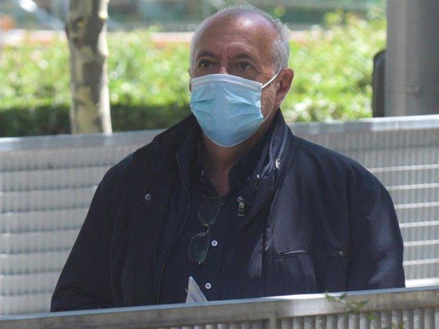 Archivo - José Luis Moreno, puesto en libertad tras su detención.