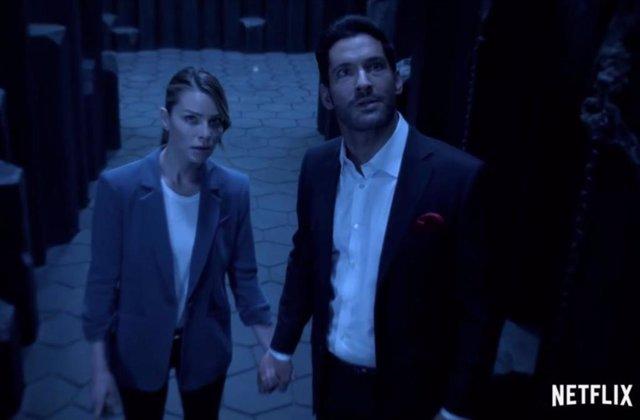 """Apocalíptico y alocado tráiler de la temporada 6 de Lucifer: """"No hay mal que cien años dure"""""""