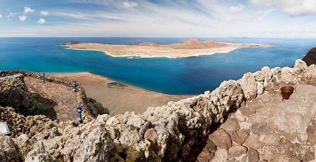 Archivo - Isla de La Graciosa (Canarias)