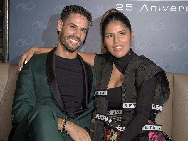 Archivo - Isa Pantoja y Asraf, en una imagen de archivo