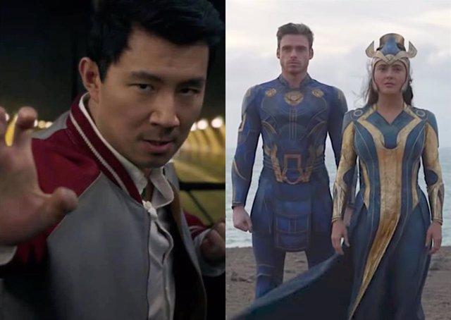 Shang-Chi y Eternals no retrasarán su estreno