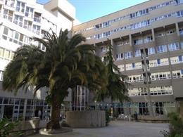 Archivo - Residencia Santa Teresa (ERA), en Oviedo
