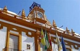 Archivo - Fachada del Ayuntamiento de Bailén