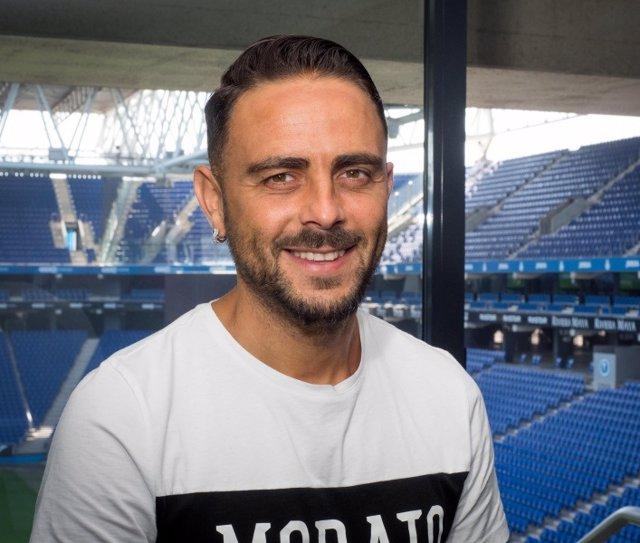 Archivo - El jugador del RCD Espanyol Sergio García
