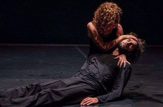 Pau Arán y Consuelo Trujillo en 'Lettre d'amour'