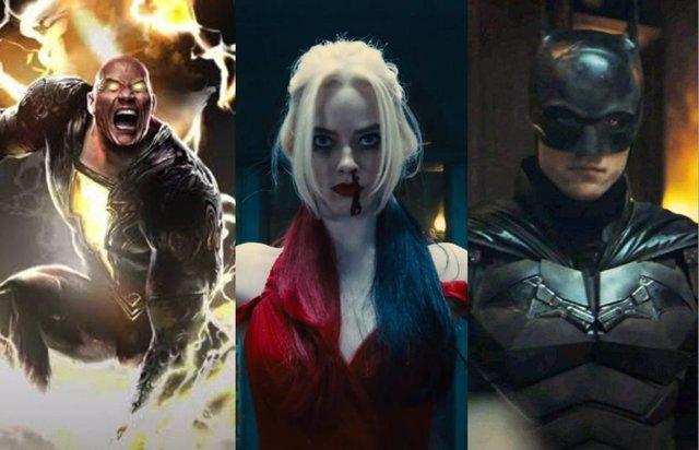 Archivo - Todas las películas y series de DC hasta 2023... Y más allá