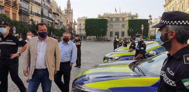 Nuevos coches Policía Local.