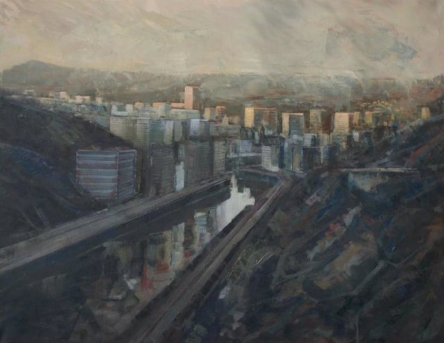 Obra de Joaquín Rubio.